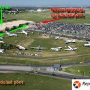 Költözik a budapesti Aeropark repülőmúzeum, a Reptérlátogatás azonban nem áll le